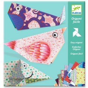 kit d'initiation à l'origami