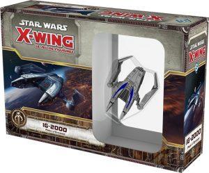 Le IG-2000 est un pack d'Extension pour le jeu de figurines X-Wing.