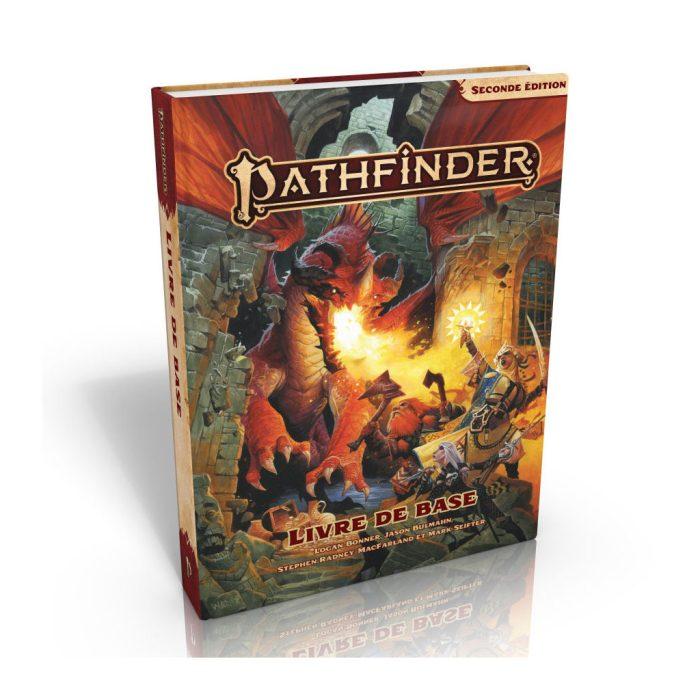 Pathfinder 2 : Livre de Base
