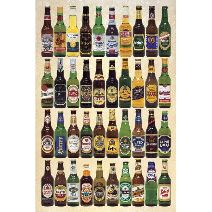Puzzle Bières