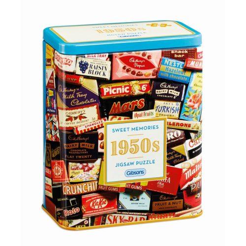 Puzzle 500 pièces bonbons