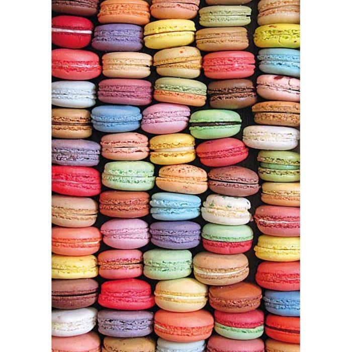 Puzzle Macarons