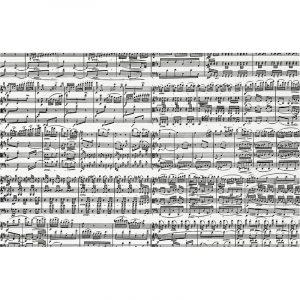 Puzzle 1000 pièces notes de musiques