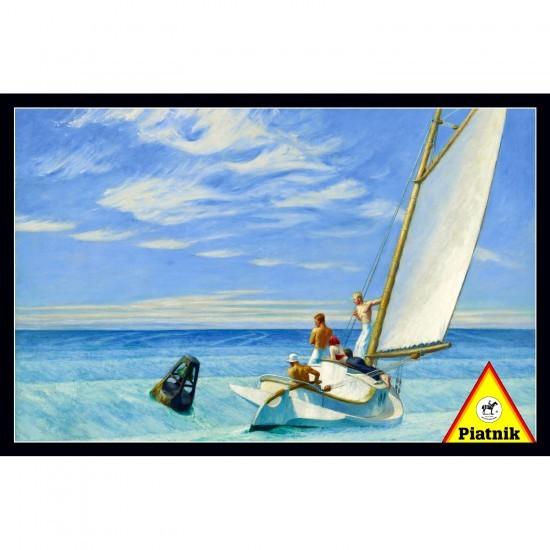 Puzzle Edward Hopper : Ground Swell