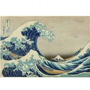 Puzzle Hokusai 1000 pièces : La Grande Vague