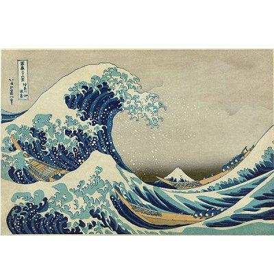 Hokusai : La Grande Vague