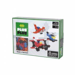 Plus Plus est un jeu de construction qui développe l'imagination et la créativité de vos enfants.