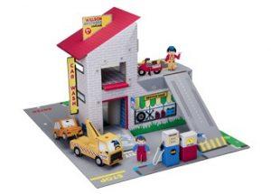 garage pour jeu d'imitation