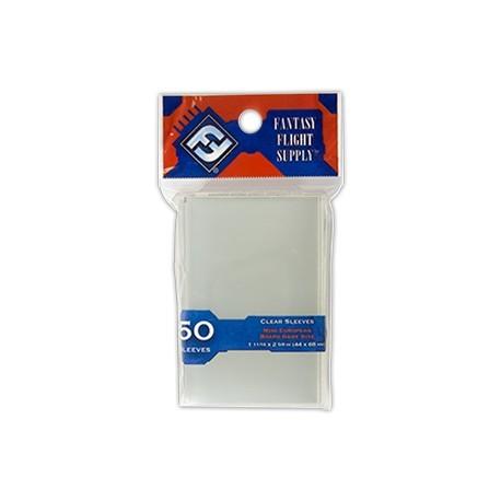 50 Protèges Cartes Mini Europe