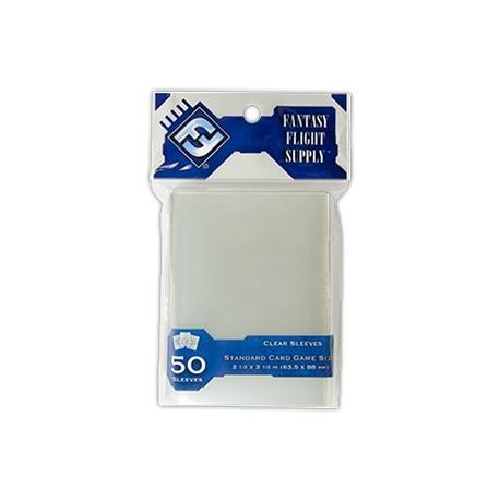 50 Protèges Cartes Standard