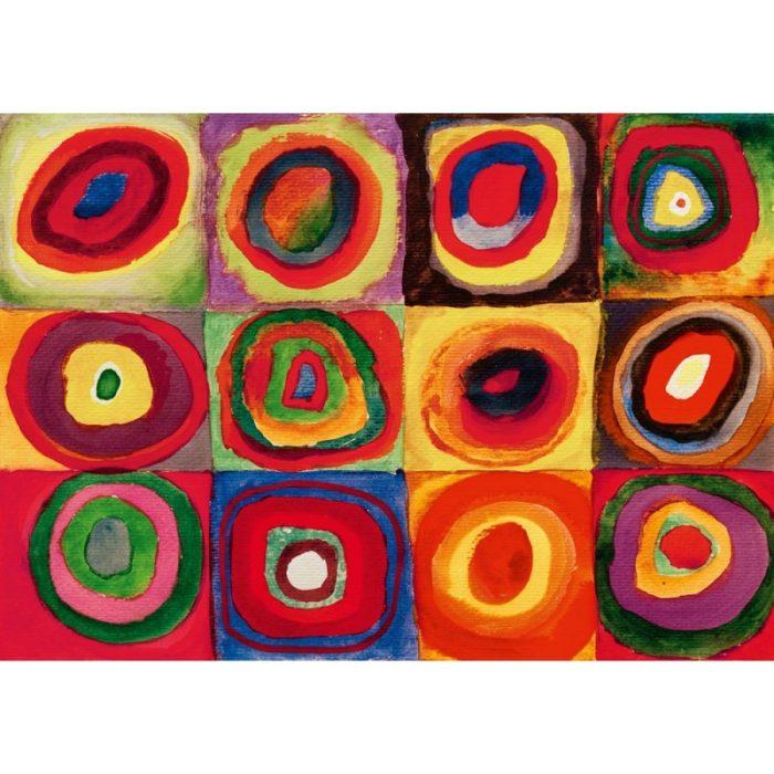 Puzzle Kandinsky Colour Study