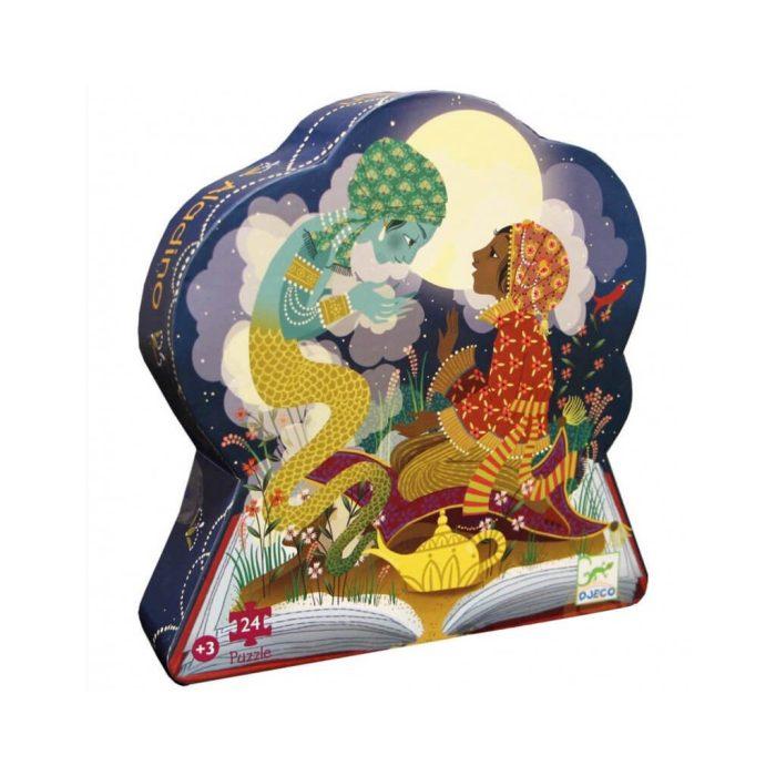 Puzzle Aladdin