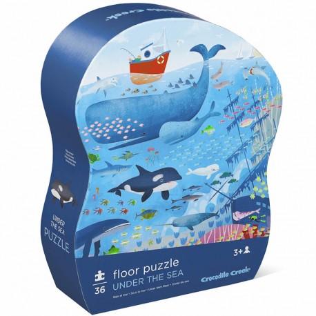 Puzzle sous la Mer