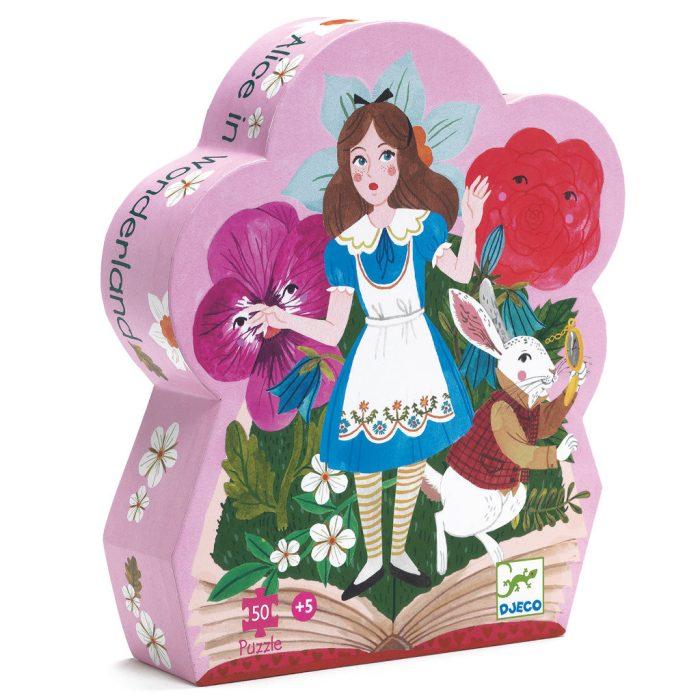 Puzzle Alice au Pays des Merveilles