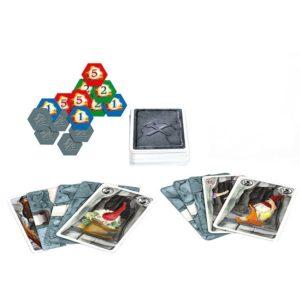 jeu de cartes de bluff