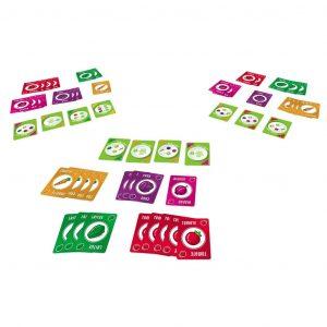 jeu de cartes et de collection