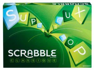 Scrabble est le plus célèbre des jeux de lettres.