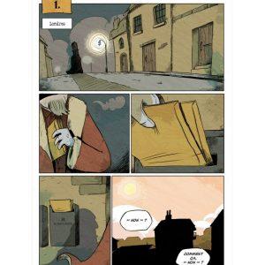 Sherlock Holmes Livre 2 est le second opus de la BD dont vous êtes le héros du même nom.