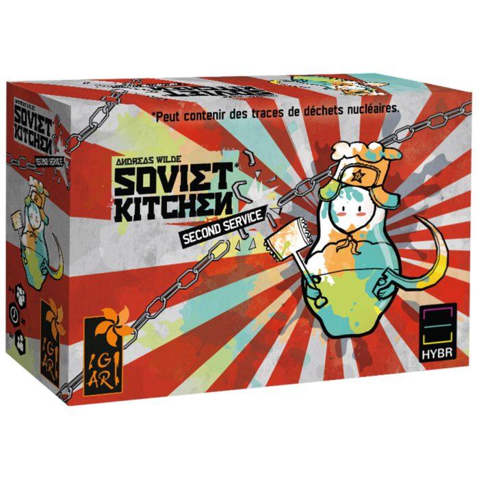 Soviet Kitchen Second Service