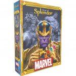jeu de stratégie dans l'univers Marvel