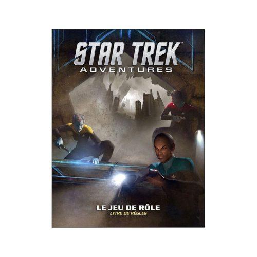 jeu de rôles dans l'univers Star Trek.
