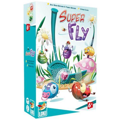 Superflyest un jeu d'observation et de rapidité.