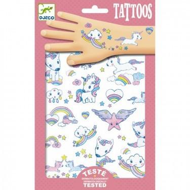 tatouages licornes