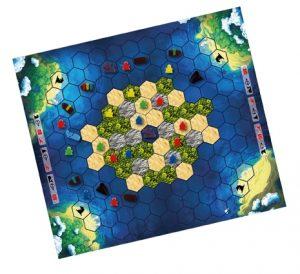 The Island est un jeu de plateau et d'aventures aussi dramatique qu'amusant.