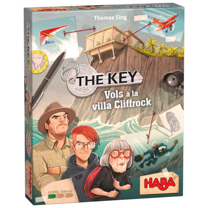 The Key : Vols à la Villa Cfiffrock