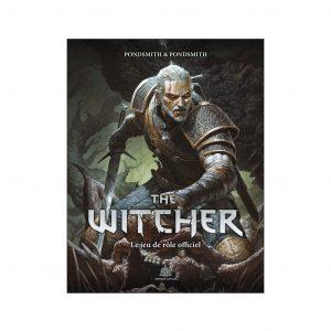 jeu de rôles dans l'univers de The Witcher