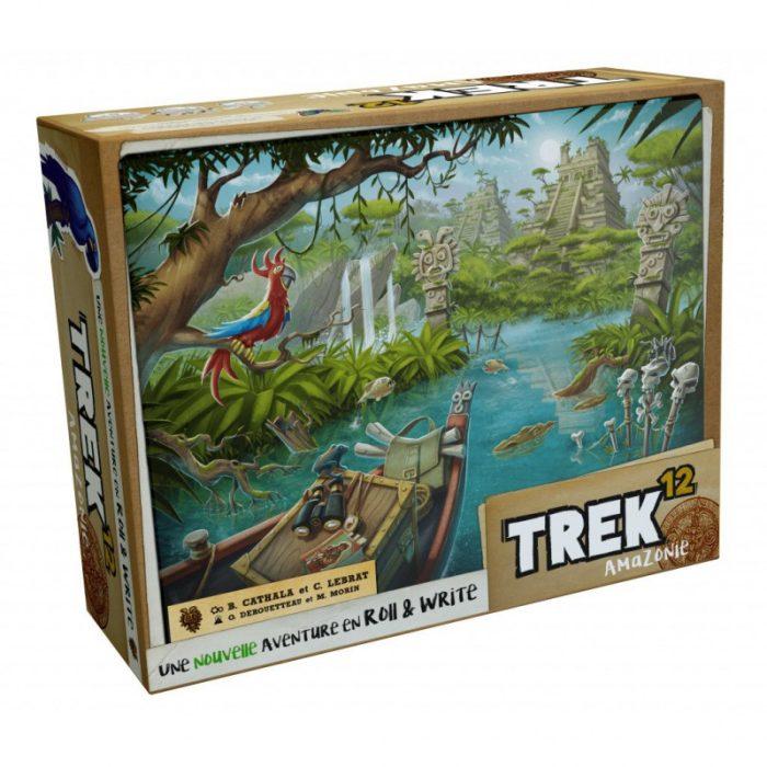Trek 12 Amazonie
