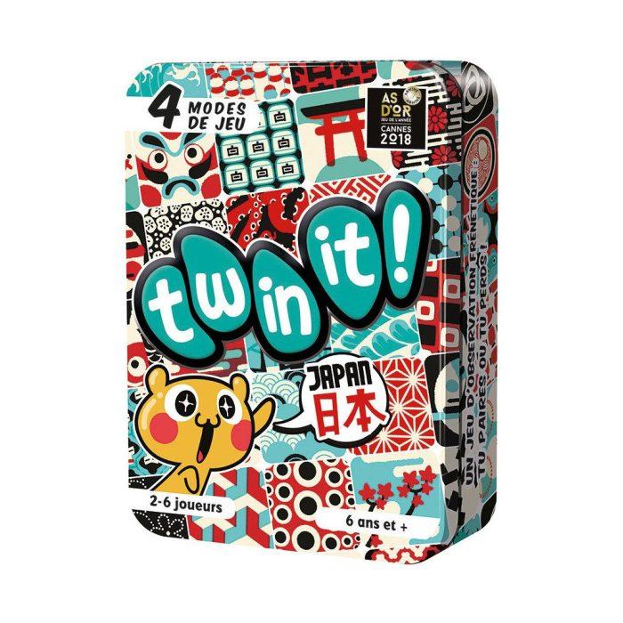 Twin it Japan !