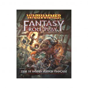 Jeu de rôles Warhammer fantasy