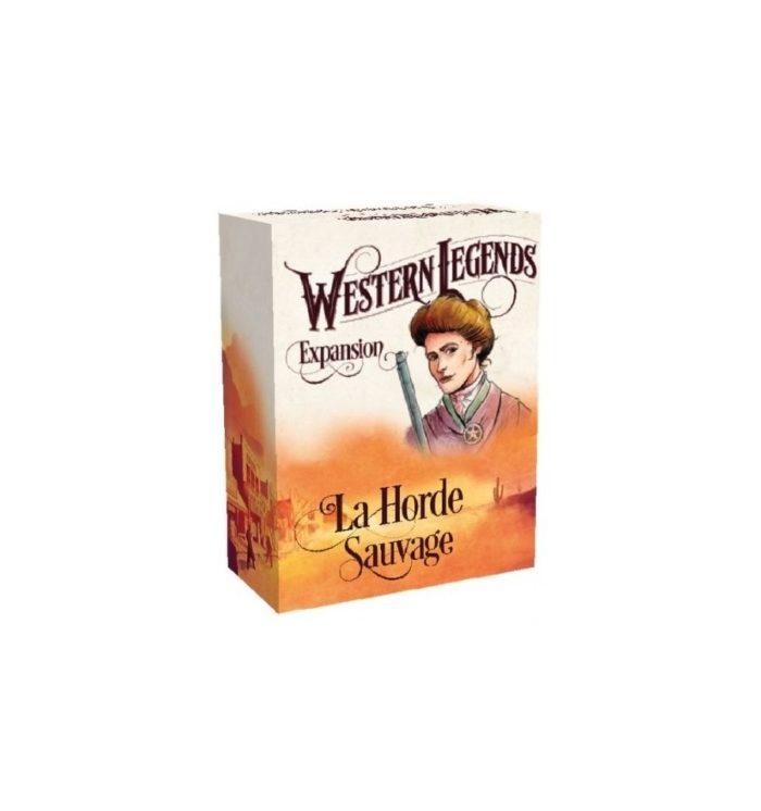 Western Legends : La Horde Sauvage