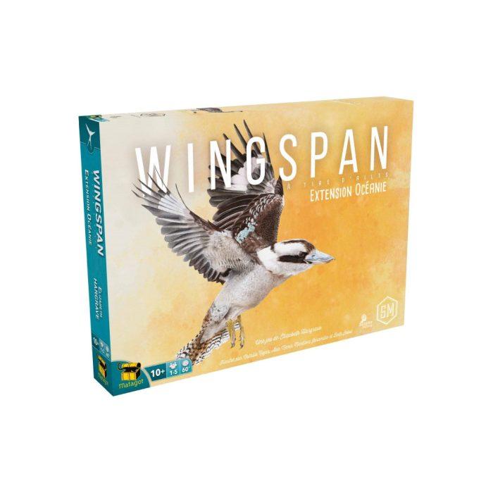 Wingspan : Océanie
