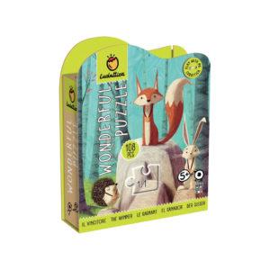 puzzle enfant 108 pcs