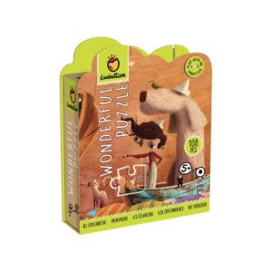 puzzle enfant de 108 pièces