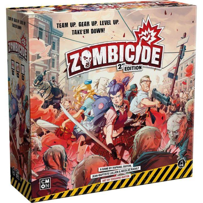 Zombicide 2e Edition